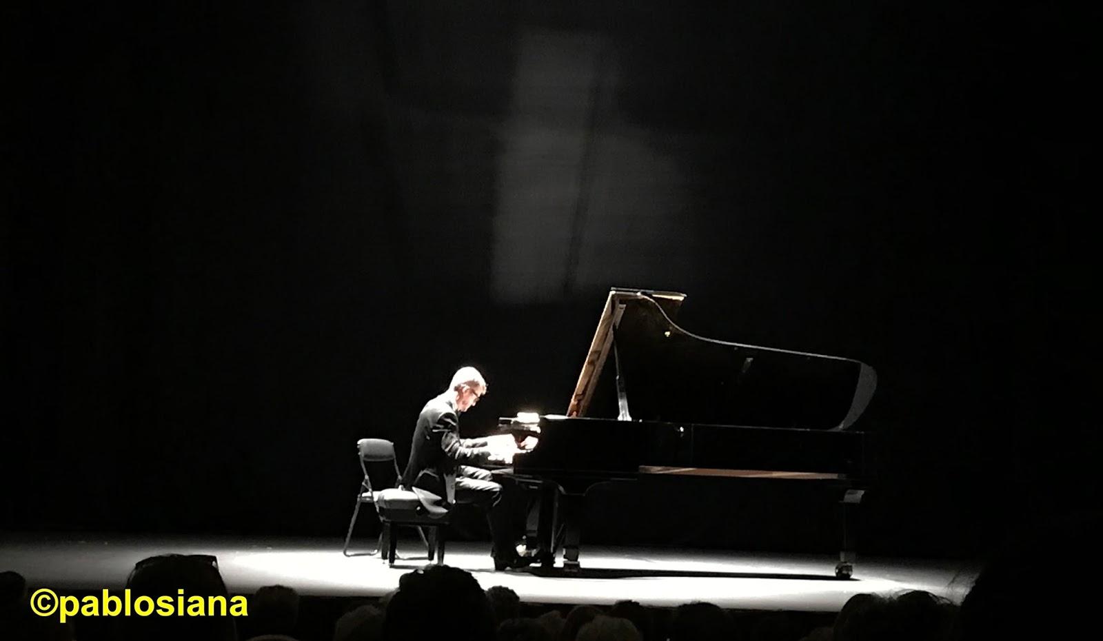 Luis Fernando Pérez | Pablo, la música en Siana