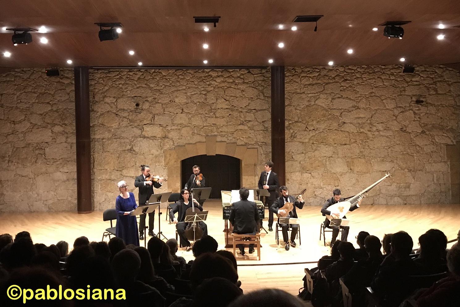 Aarón Zapico   Pablo, la música en Siana