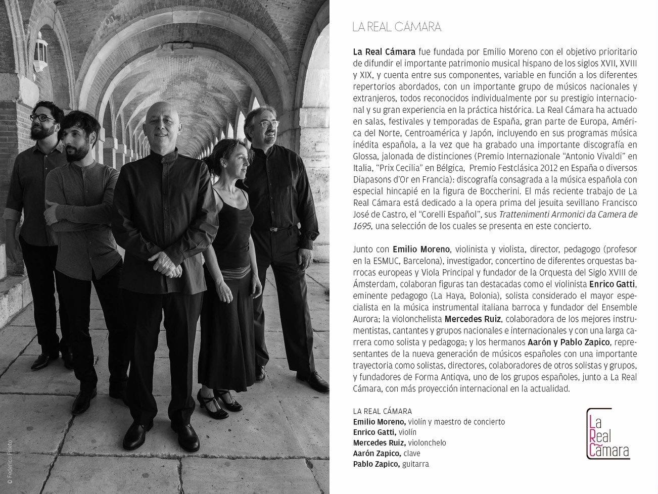 Aarón Zapico | Pablo, la música en Siana